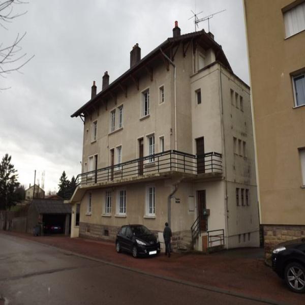 Offres de vente Appartement La Clayette 71800