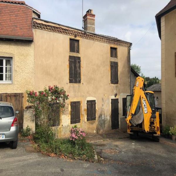 Offres de vente Maison Semur-en-Brionnais 71110