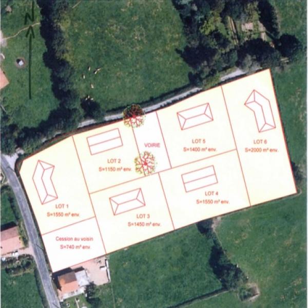 Offres de vente Terrain Saint-Julien-de-Jonzy 71110