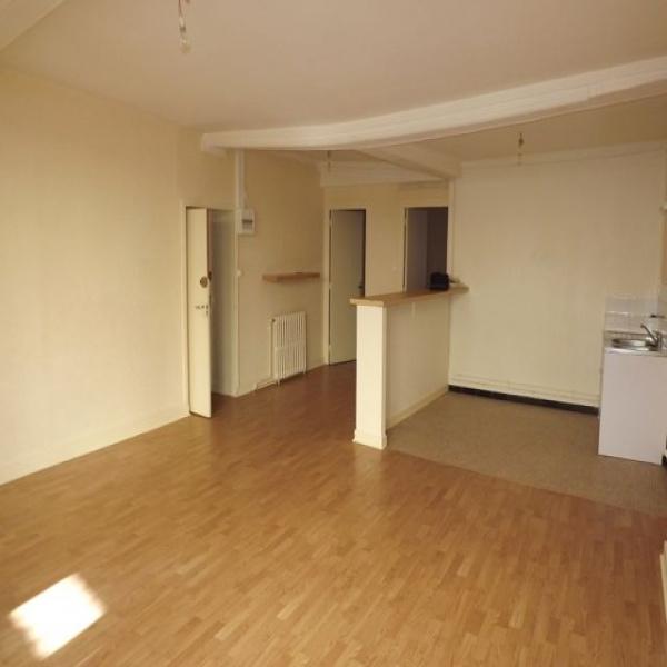 Offres de location Appartement Marcigny 71110