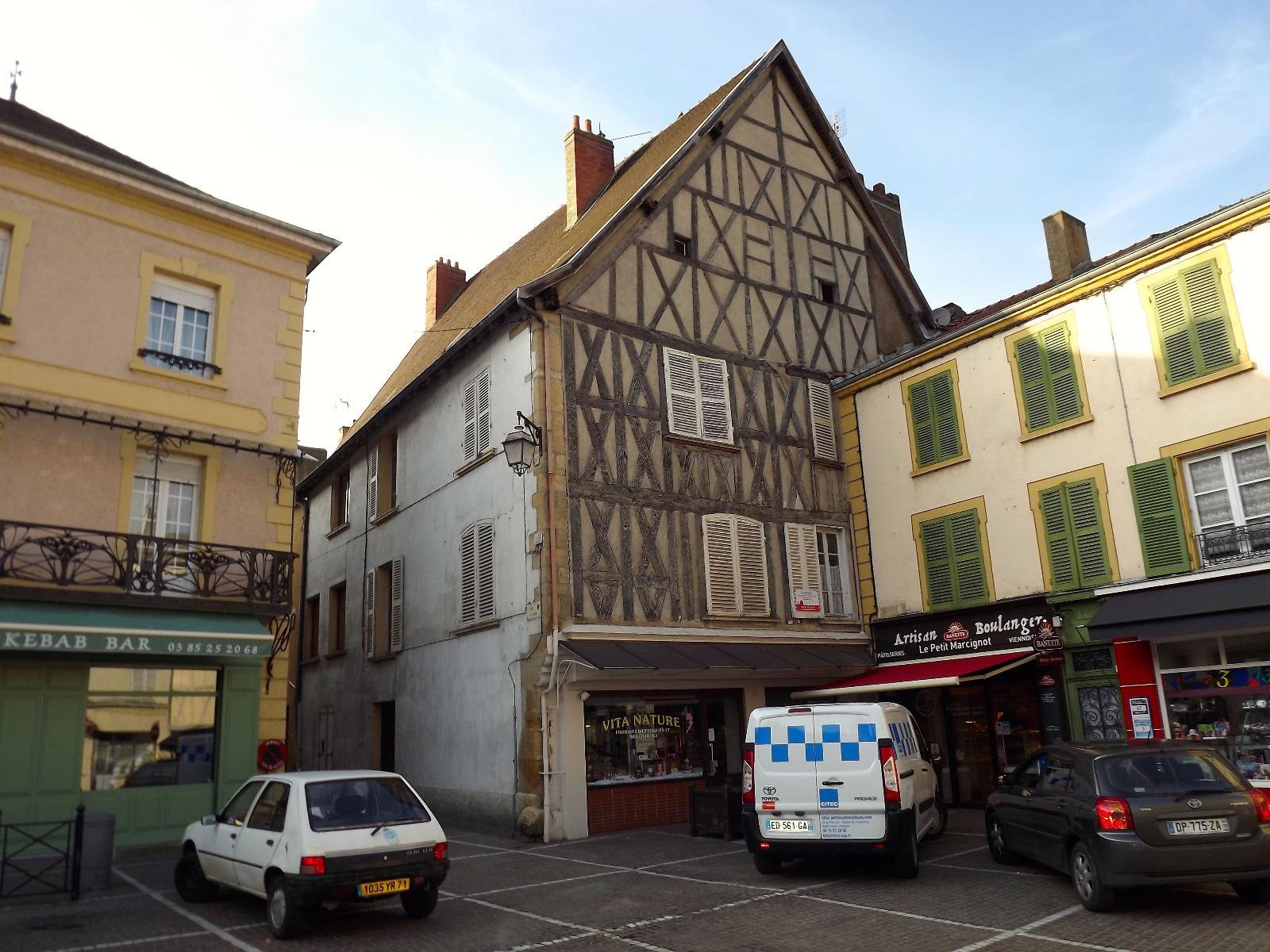 Offres de vente Immeuble Marcigny